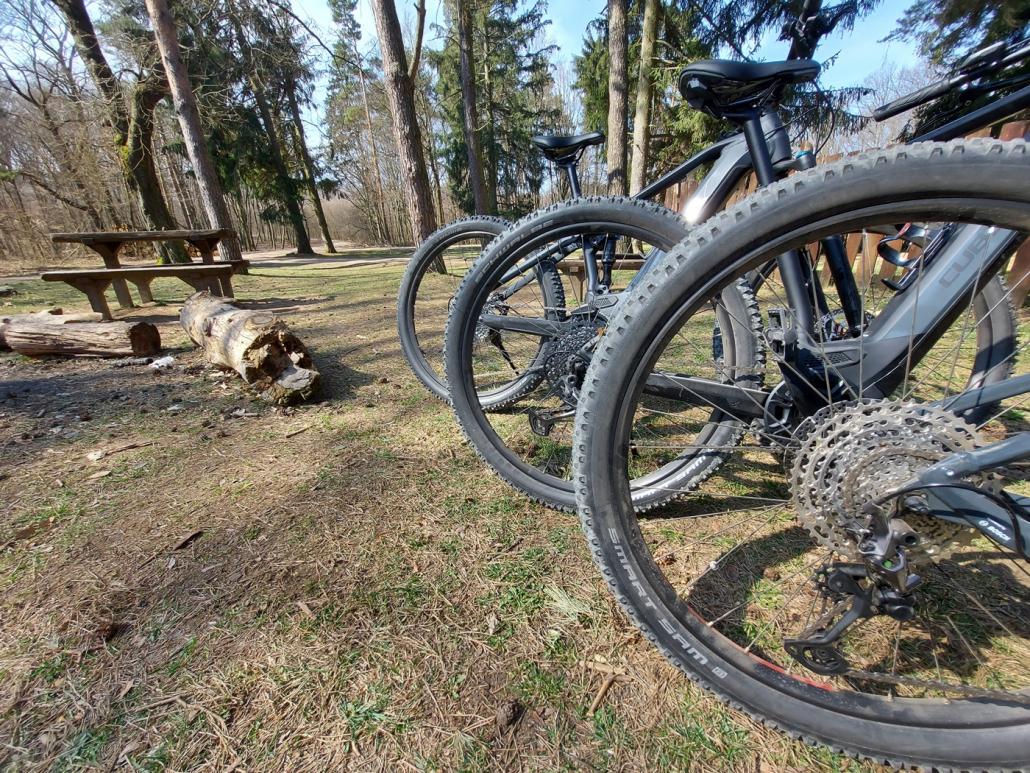 E-bike kirándulás - Anna vadászlak