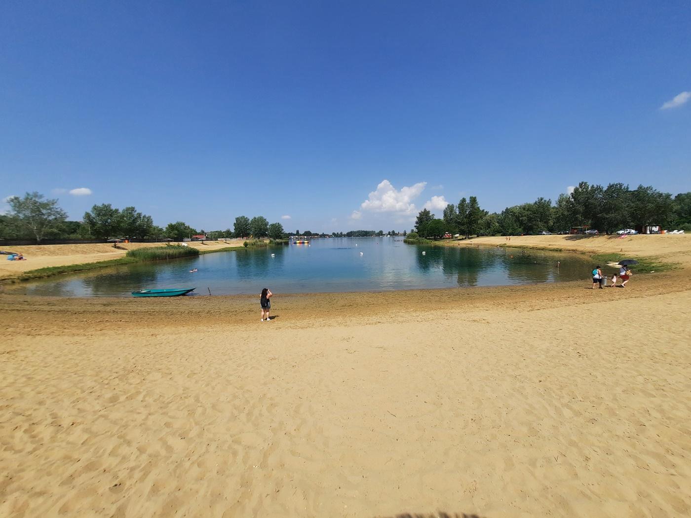 Strand, Esztergom, Dorog, Palatinus-tó